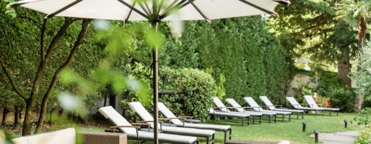 Summer vacation offer - Hotel Meranerhof